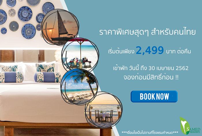 Koh Samet Hotels Hotel Official Websites Samed Resort Koh Samet